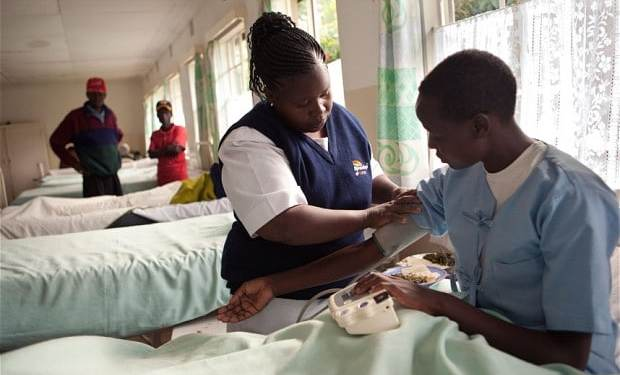 Nurses Salary in Kenya