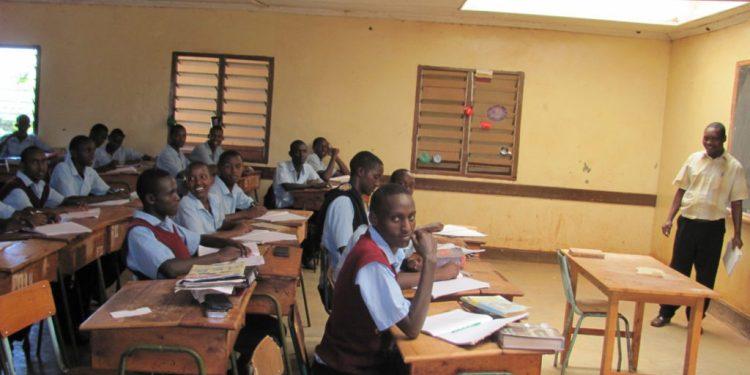 Primary and Secondary school teacher salary