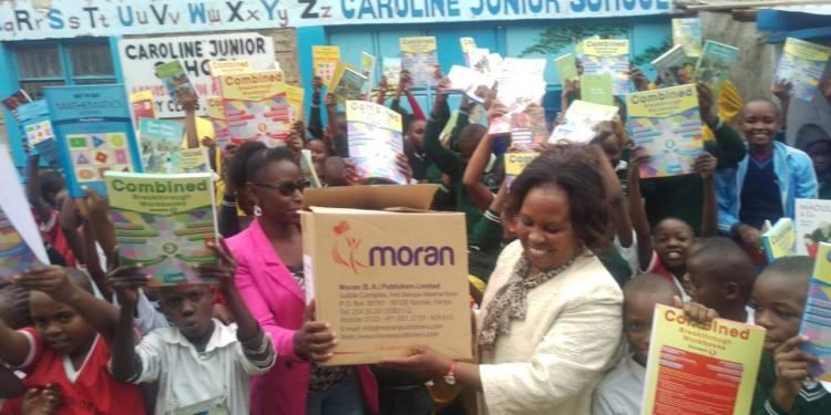 Book Donations in Kenya