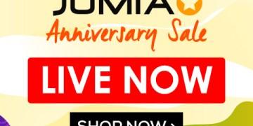Jumia Anniversary Sales