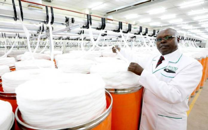 British Council Textile Industry Report - Bizna Kenya
