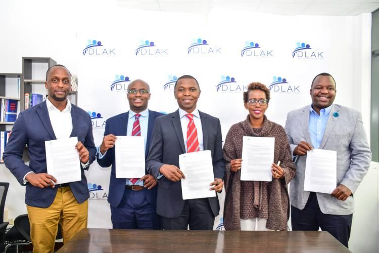 Digital lenders in Kenya