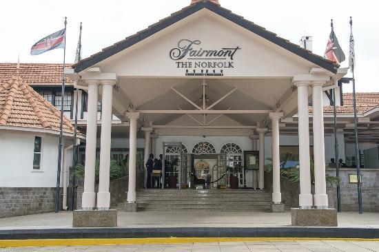 Fairmont Norfolk