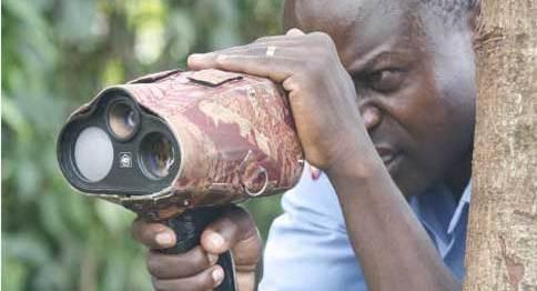 Speed Guns in Kenya