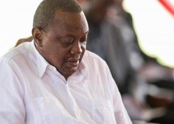 Letter to Uhuru Kenyatta wealth