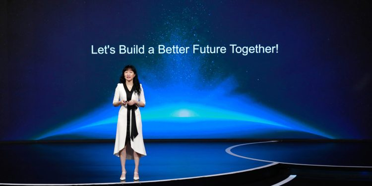 Catherin Chen Huawei Corporate Senior Vice President and Director of the Board - Bizna