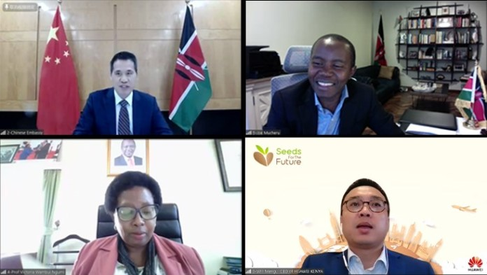 Huawei Kenya kicks-off this year's Seeds for the Future program virtually - Bizna Kenya