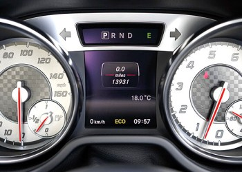 mileage when buying a car