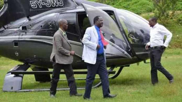 Raila Choppers