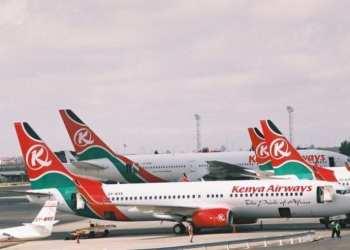 KQ India Flights