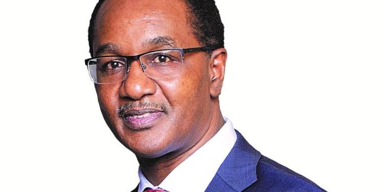 Jack Koinga, Ag . Managing Director, CIC Insurance - Bizna Kenya