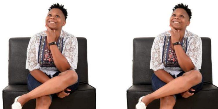 KBC journalist Betty Barasa