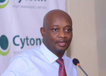 Cytonn CEO Edwin Dande