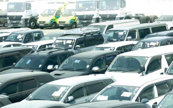 KRA Vehicle Auctioning