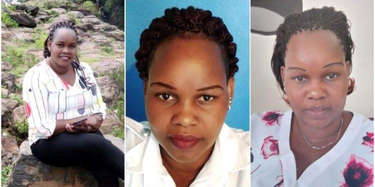 Caroline Kangogo Dead
