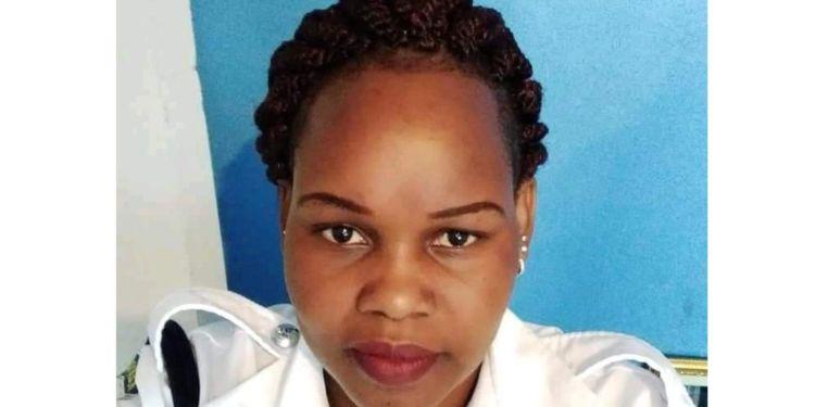 Corporal Caroline Kangogo Dead