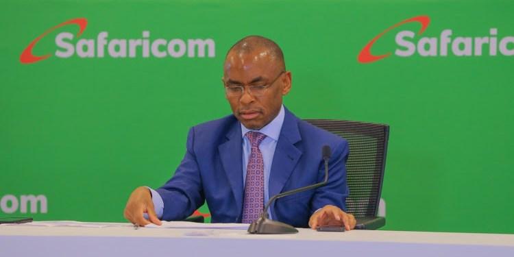 Peter Ndegwa, Safaricom PLC CEO
