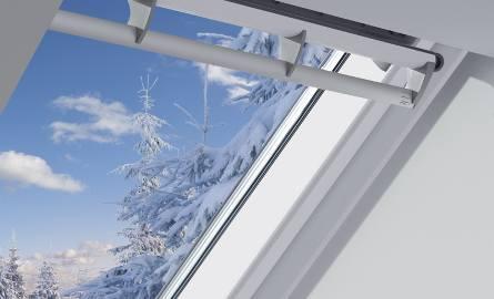 Zamienić zwykłe okna w zasilane energią słoneczną grzejniki