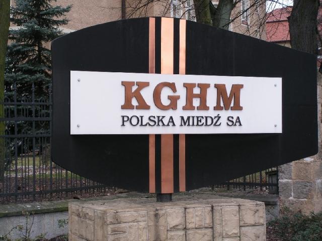 PRZEKRĘT W KGHM POLSKA MIEDŹ NA 5 MILIARDÓW PLN