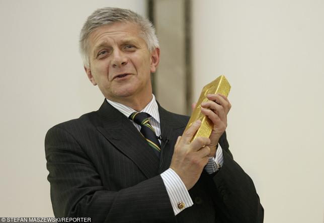 Polskie złoto nie wróci do kraju. Prawie 100 ton leży w skarbcu w Londynie