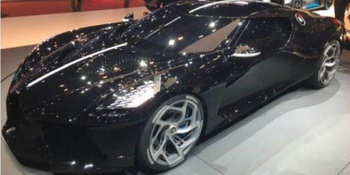 Prezantohet makina më të shtrenjtë në botë