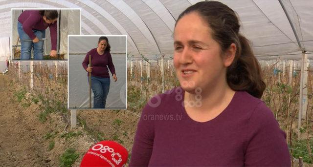 Biznesmenja 34-vjeçare që la punën si financiere për të realizuar ëndrrën e saj duke krijuar.. (Video)