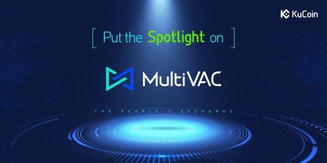 Spotlight KuCoin MultiVAC