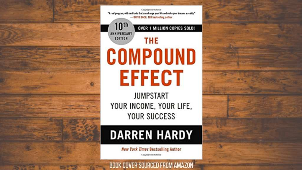 the compound effect book by darren hardy