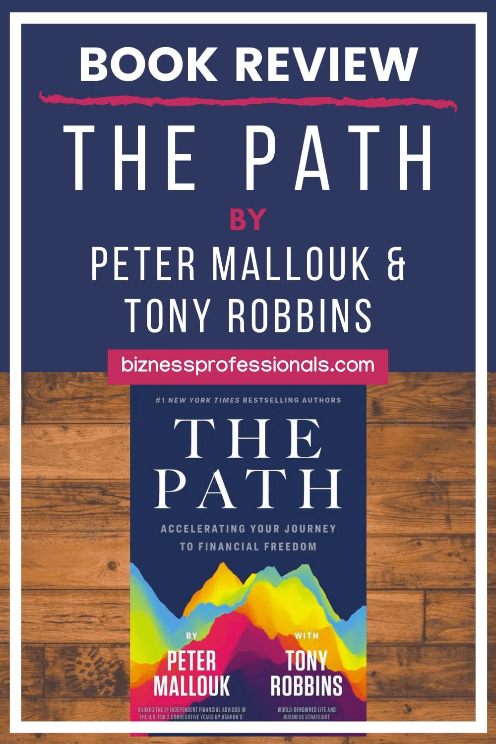 the path book review peter mallouk