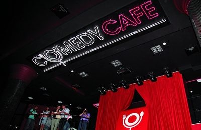 франшиза «Comedy Cafe»