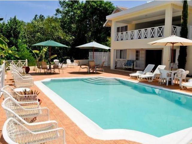 Butterfly villa is the perfect family villa with four spacious air conditioned bedrooms