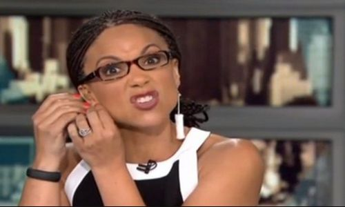 EXPOSED! Tax-loving Lib Melissa Harris-Perry Really A Big