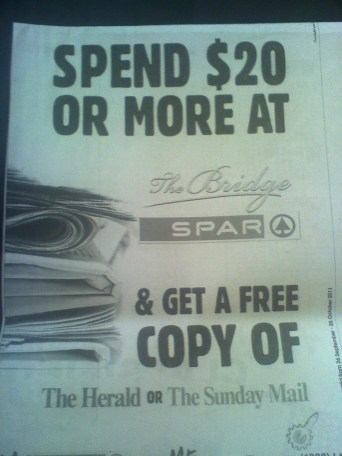 herald and spar