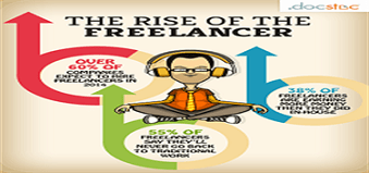 free docstoc-Rise-of-the-Freelancer