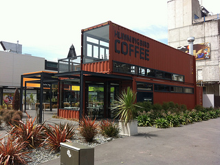 5 Business Ideas for Shipping Containers