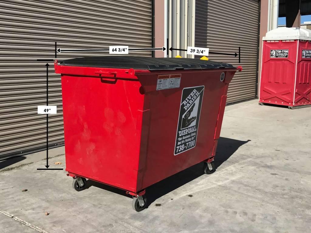 Dumpster Front Loader