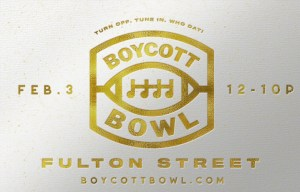 Boycott Bowl - Sold Out