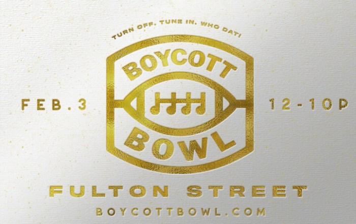 Boycott Bowl - Sold Out