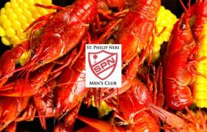 St. Philip Neri Men's Club Annual Crawfish Cookoff
