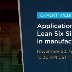 lean six sigma in manufacturing