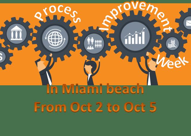process improvement week