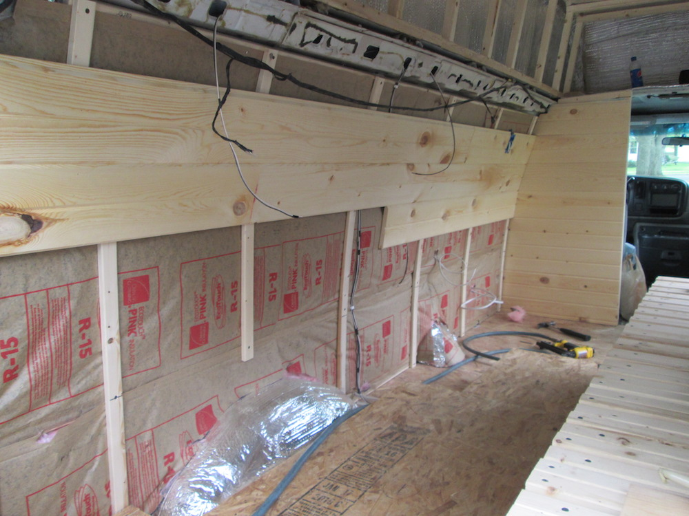 Paneling the Walls (Part 2)