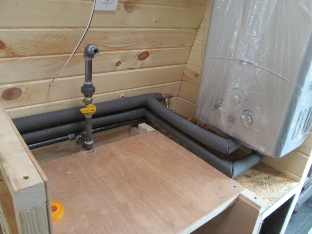 Re-Plumbing the Kitchen