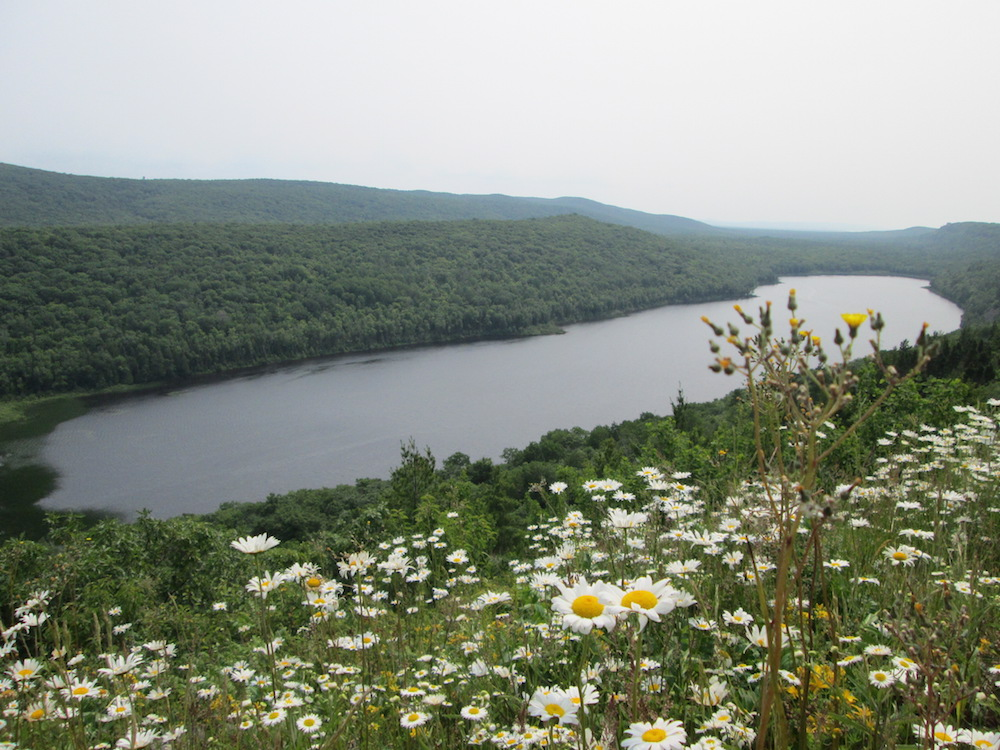 Porcupine Mountains State Park, Michigan