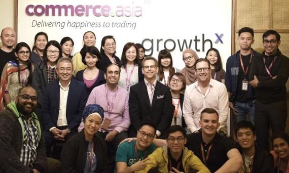 CommerceAsia team