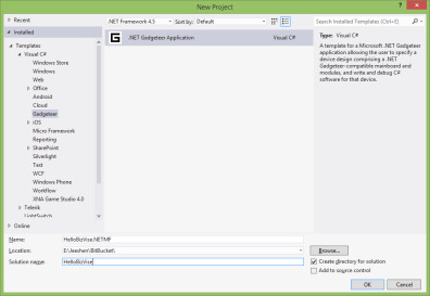 Visual-Studio-2013-NET-Gadgeteer-Project-Template
