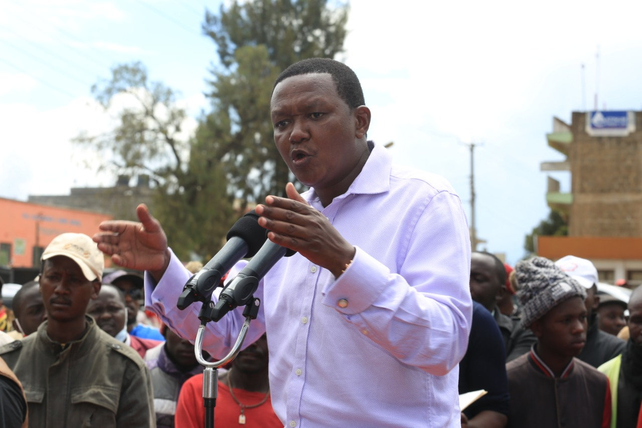 Machakos Governor Willing to serve as envoy to secure global market for Miraa.
