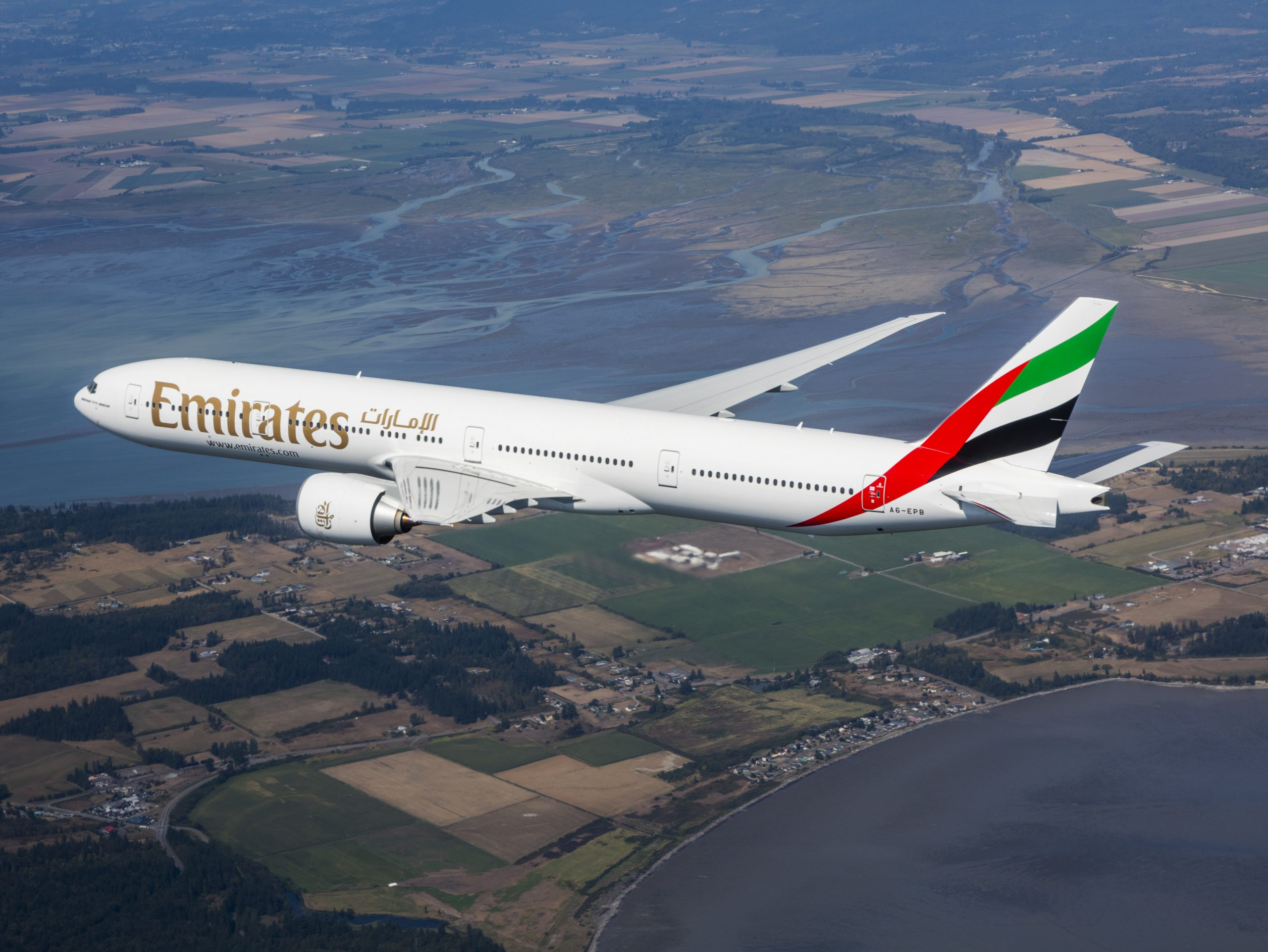 Emirates feted at the World Travel Awards