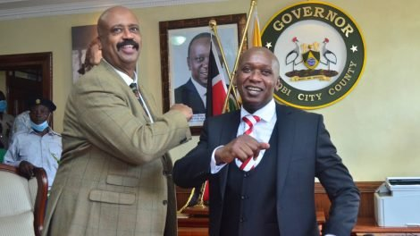 New twist as plot to have Mutura continue as acting governor hatched