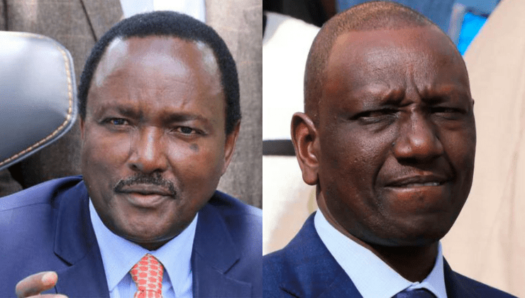 Kalonzo comes out guns blazing, accuses DP Ruto of wanton corruption
